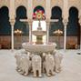La boda de Mireia Romaguera Campmany y La Floristeria del Mercat 9