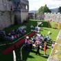 La boda de Encarna & Iago y Hotel Pousada del Castillo de Soutomaior 14