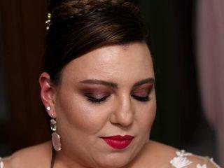 Elisabeth Lavado Make-Up Artist 1