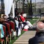 La boda de Mari Luz Espinosa Sanchez y Salón Pio XII 9