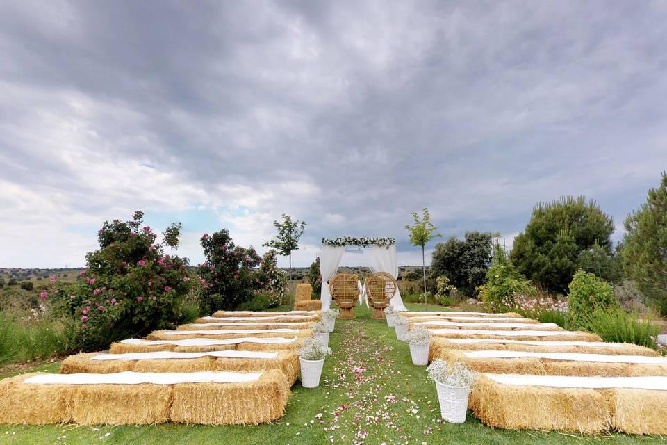 Aal Cachucho, Un oasis en el campo 3d tour