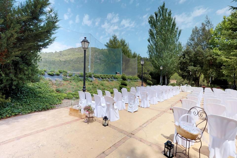 Figuerola Resort & Spa 3d tour