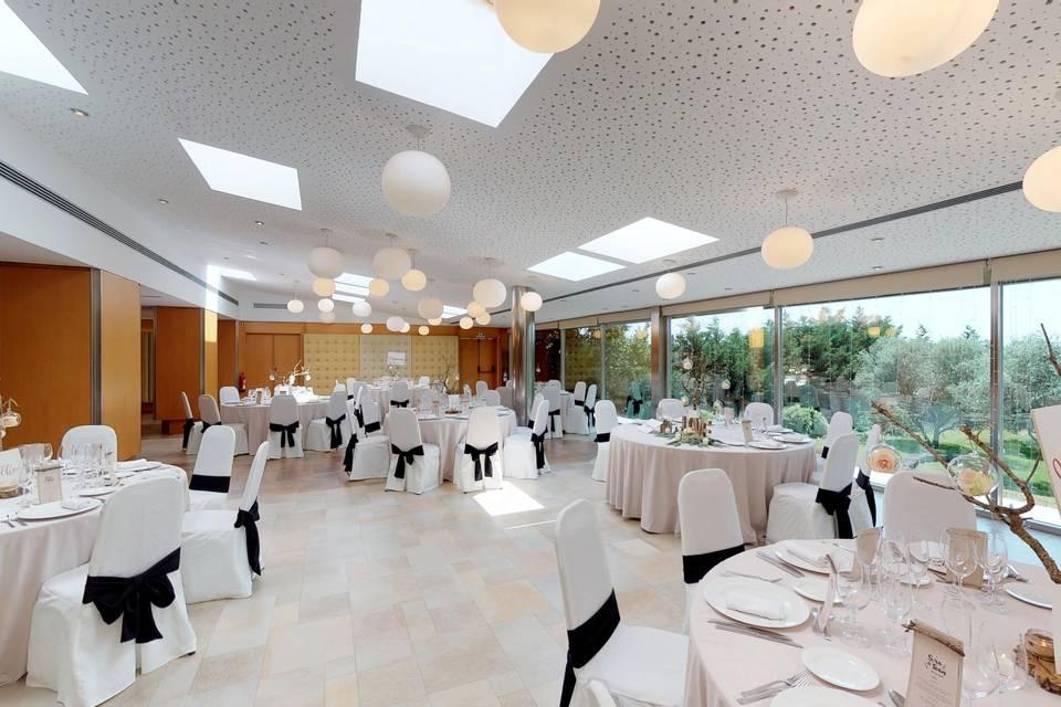 Can Bonastre Wine Resort 3d tour