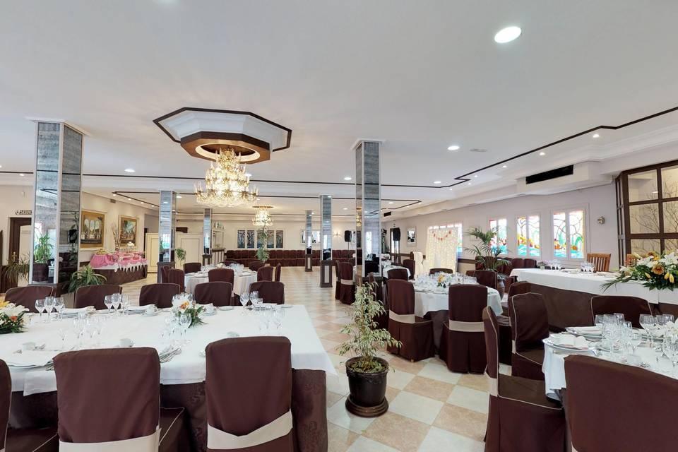 Finca Restaurante El Vivero 3d tour