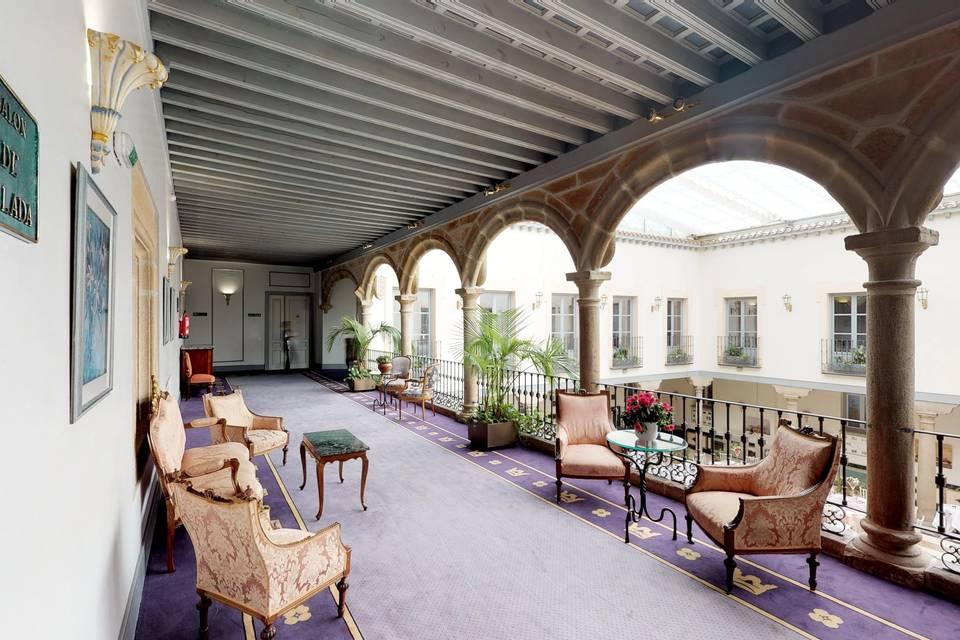 Hotel Palacio de los Velada 3d tour