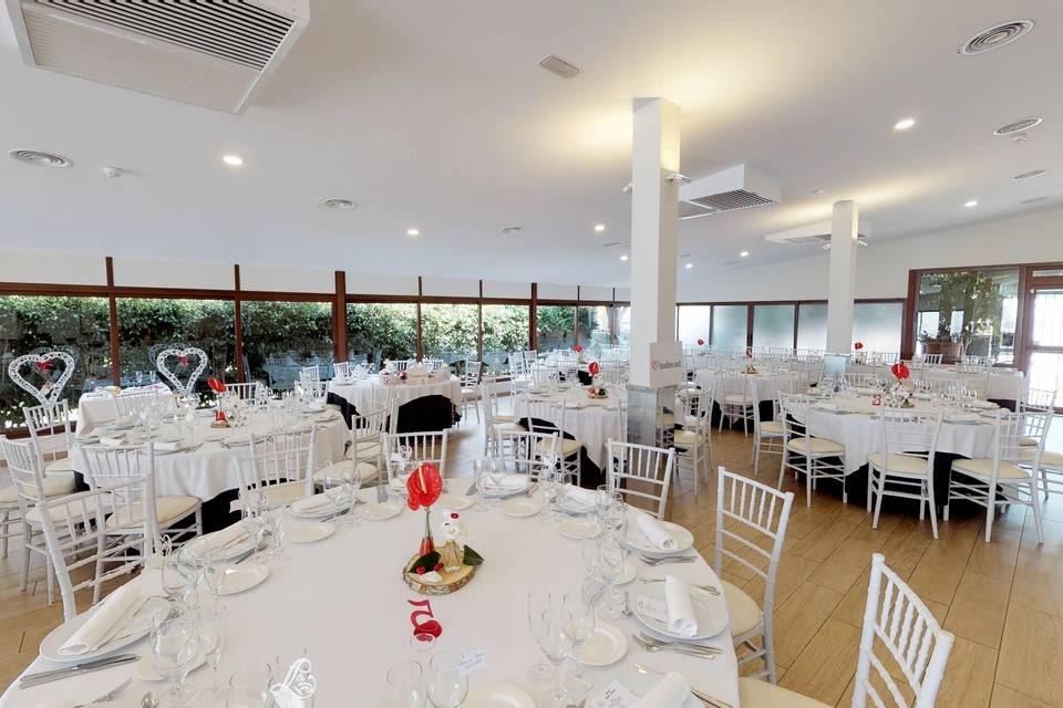 Restaurante El Sorell 3d tour