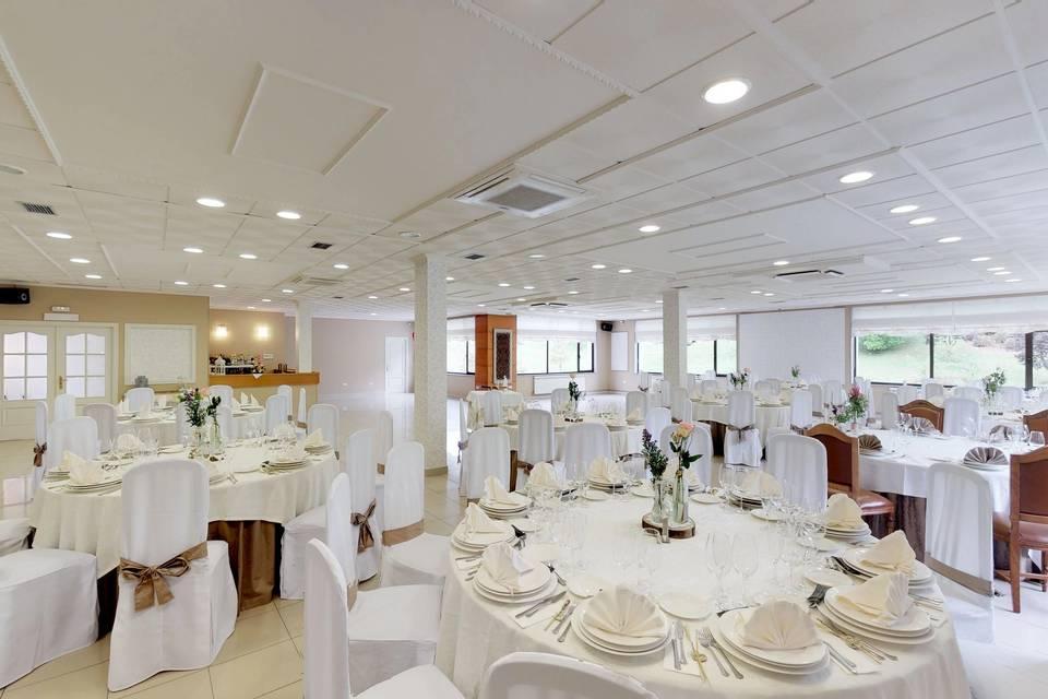 Finca Restaurante O Cadaval 3d tour