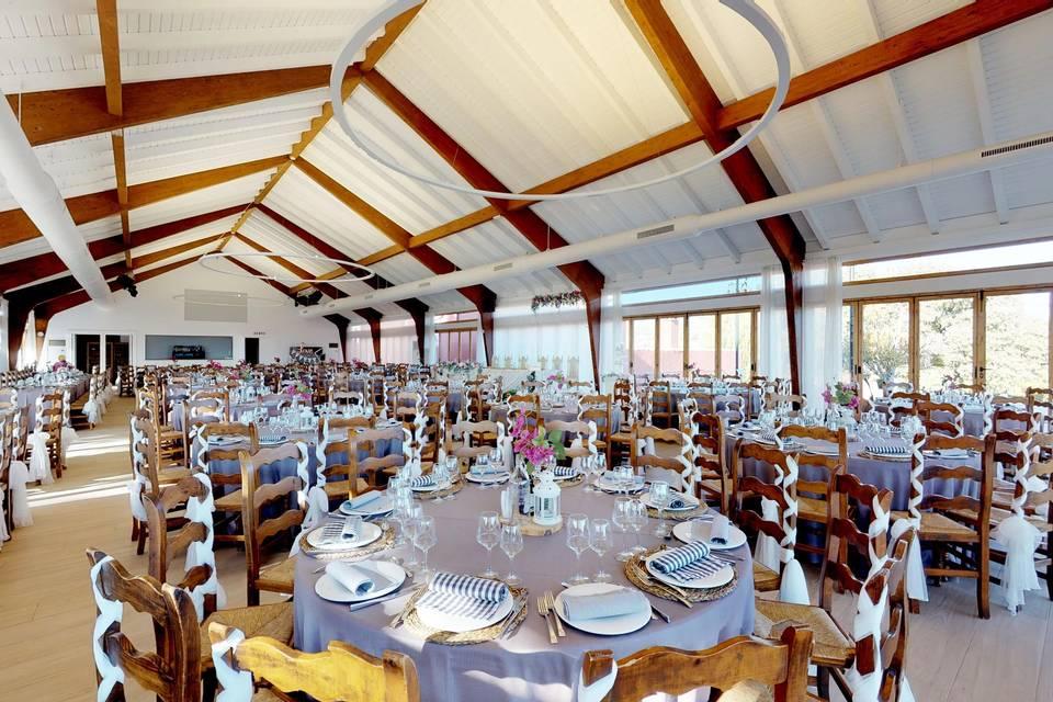 Salón de Banquetes Caseta Nova 3d tour