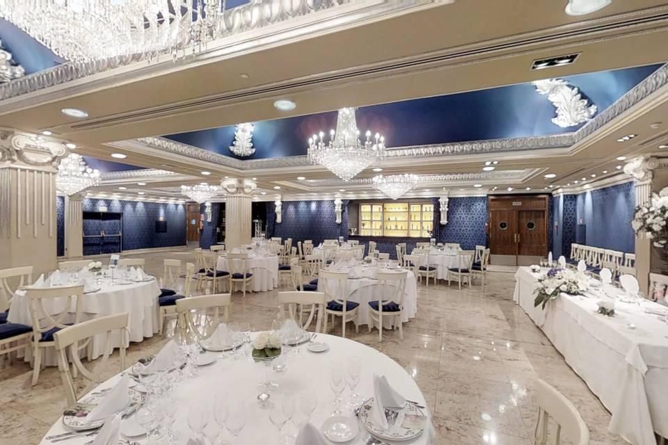 Mediterráneo Restaurante y Salones 3d tour
