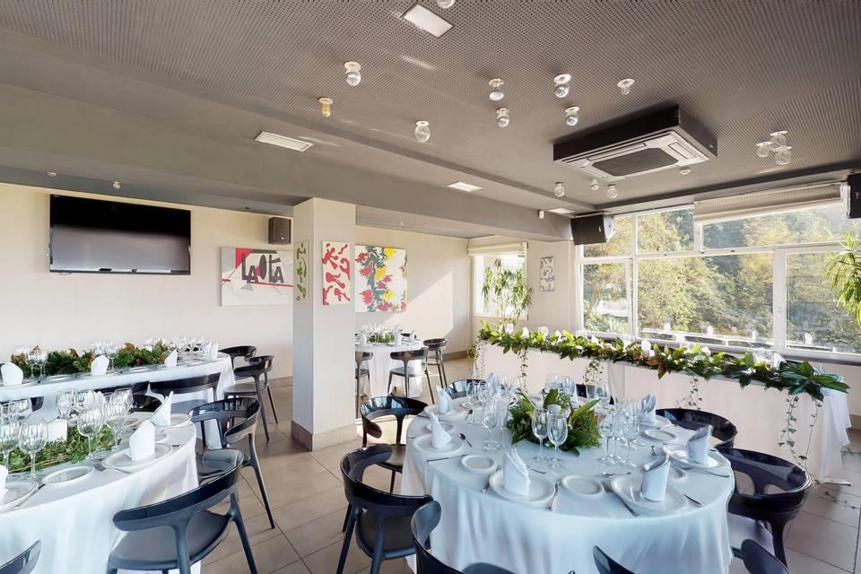Restaurante La Ola 3d tour