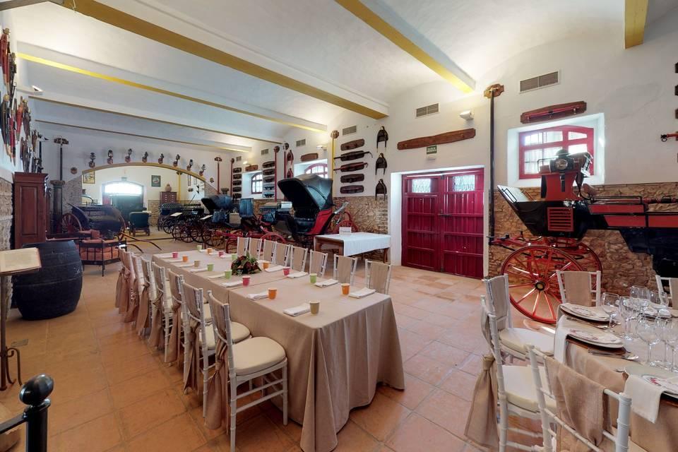Hacienda San Felipe 3d tour
