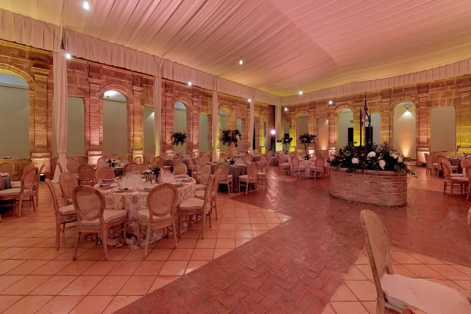 La Cartuja de Ara Christi - Gourmet Catering & Espacios 3d tour