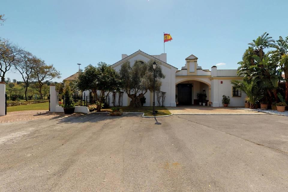 Sherry Golf Jerez Torrelaguna 3d tour