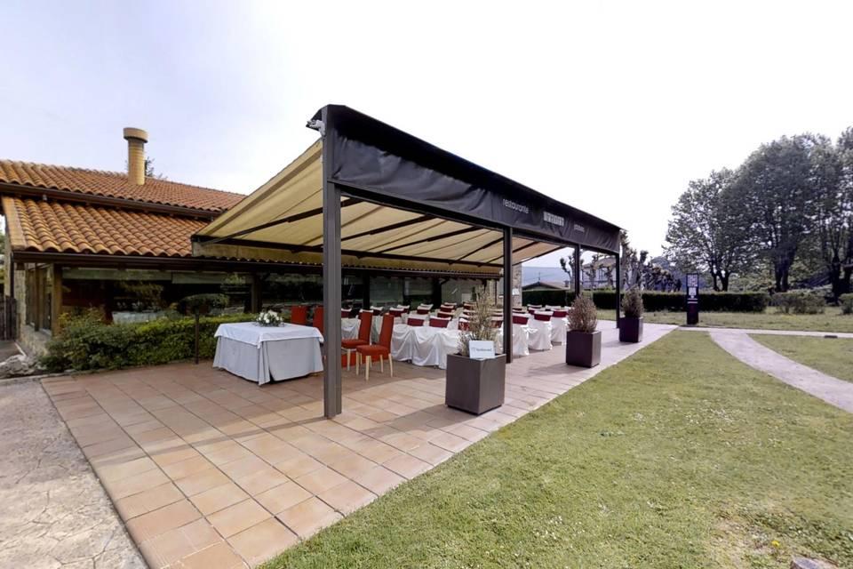 Restaurante Izarza 3d tour