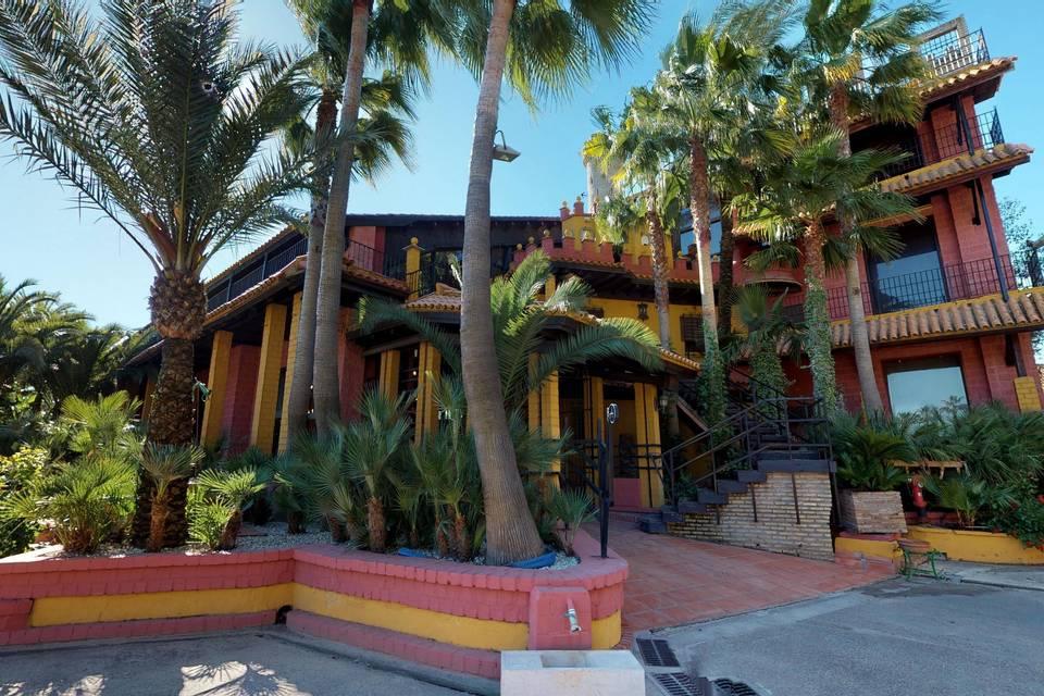 Hacienda San Miguel de Montelirio 3d tour
