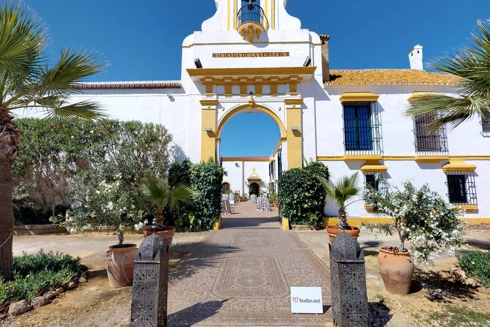Hacienda Vera Cruz 3d tour