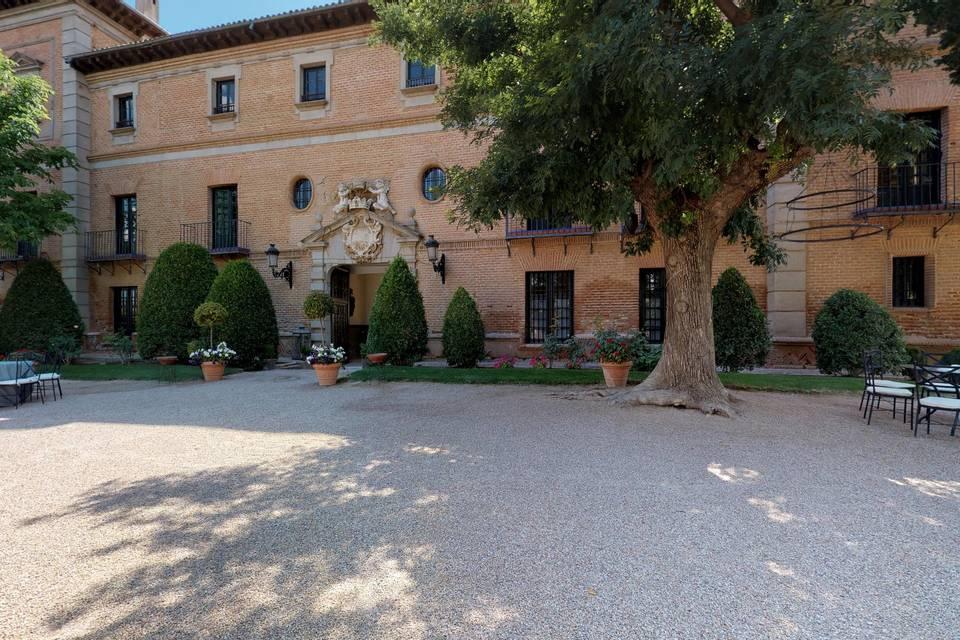 Palacio de Aldovea 3d tour