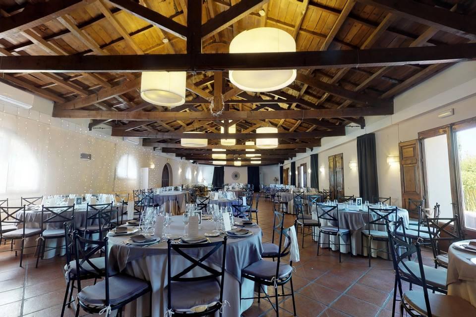 Grupo San Francisco Palacio de Galápagos 3d tour