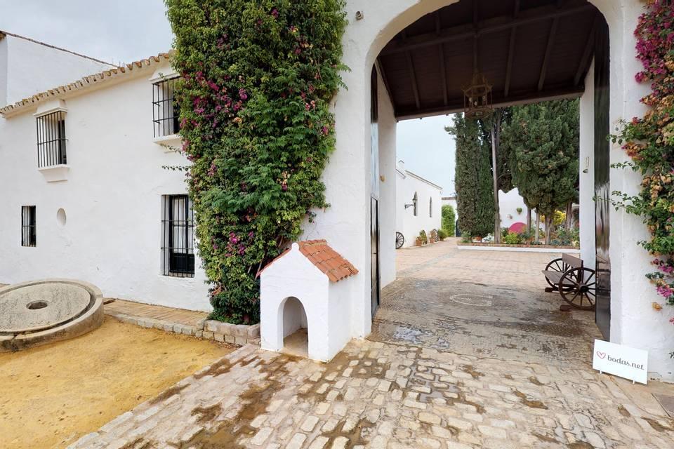 Hacienda de la Andrada 3d tour