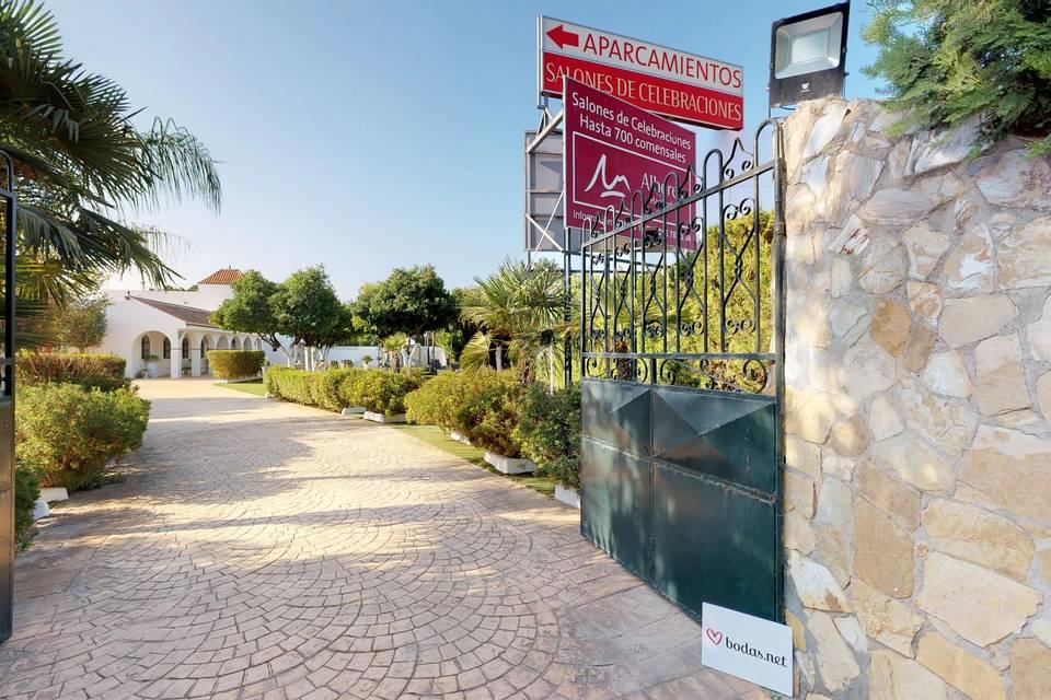 Hacienda Alboreá 3d tour