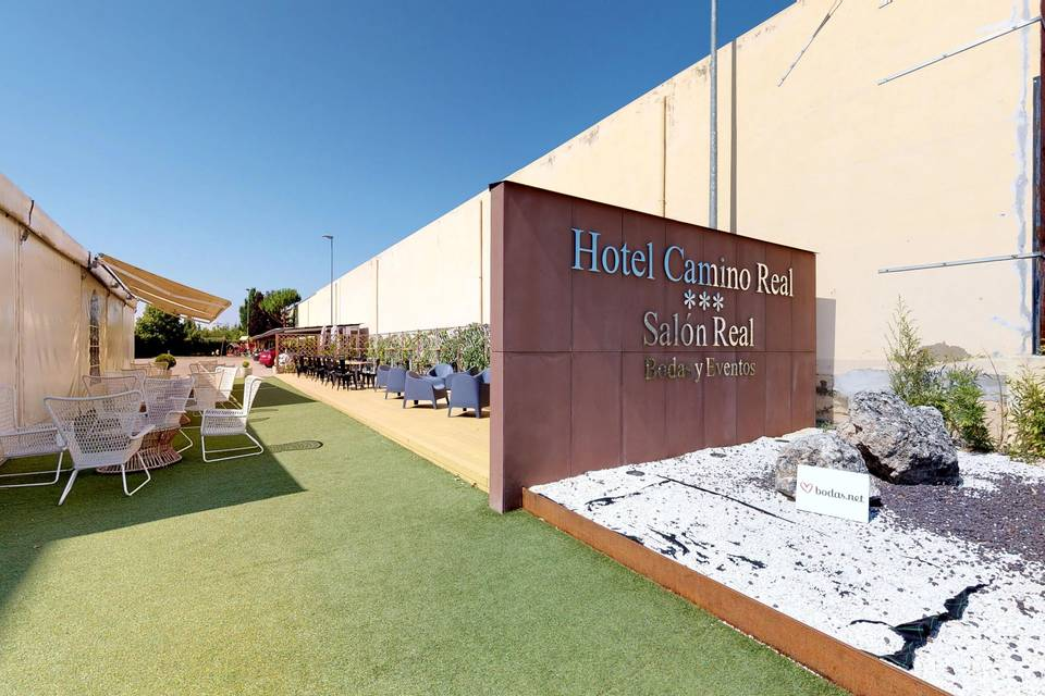 Hotel Camino Real 3d tour