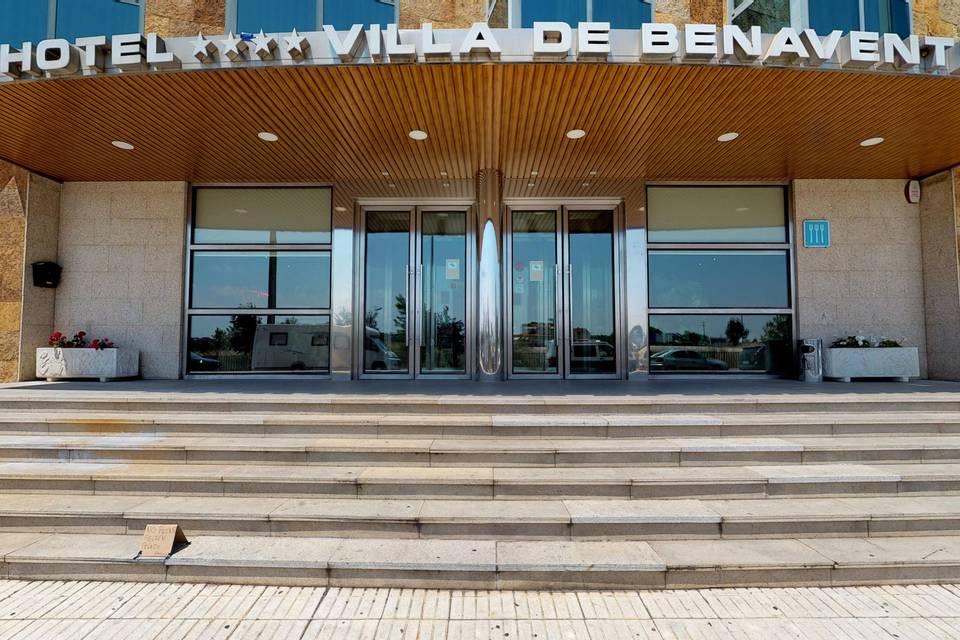 Hotel Villa de Benavente 3d tour