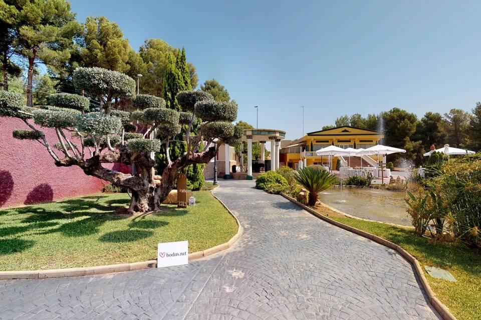 Restaurante Lago Azul 3d tour