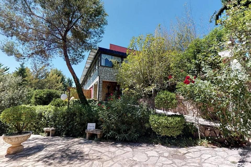 Restaurante Mirador del Montserrat 3d tour