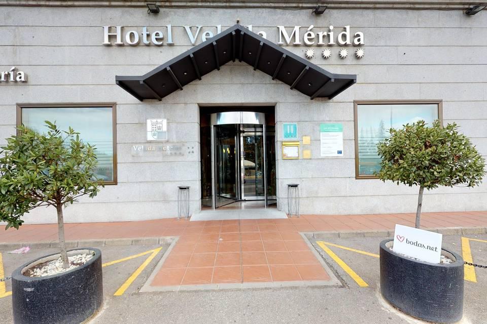 Hotel Velada Mérida 3d tour