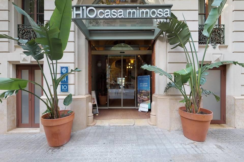 H10 Casa Mimosa 3d tour