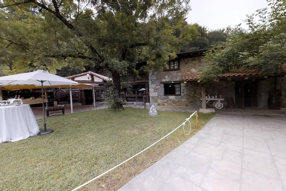Restaurante Olentzo 3d tour