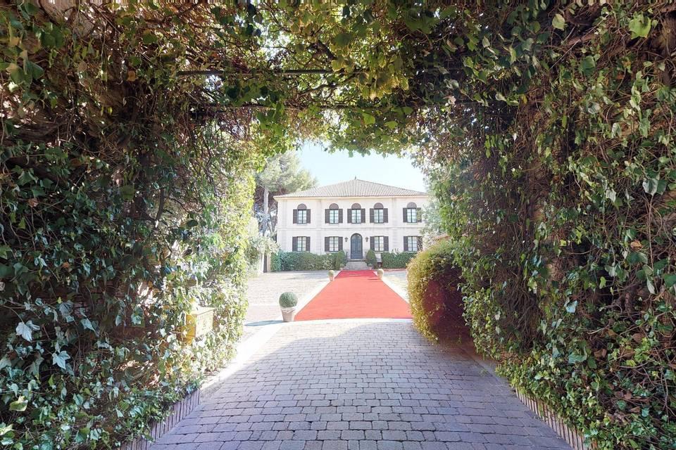 Palacio del Negralejo 3d tour