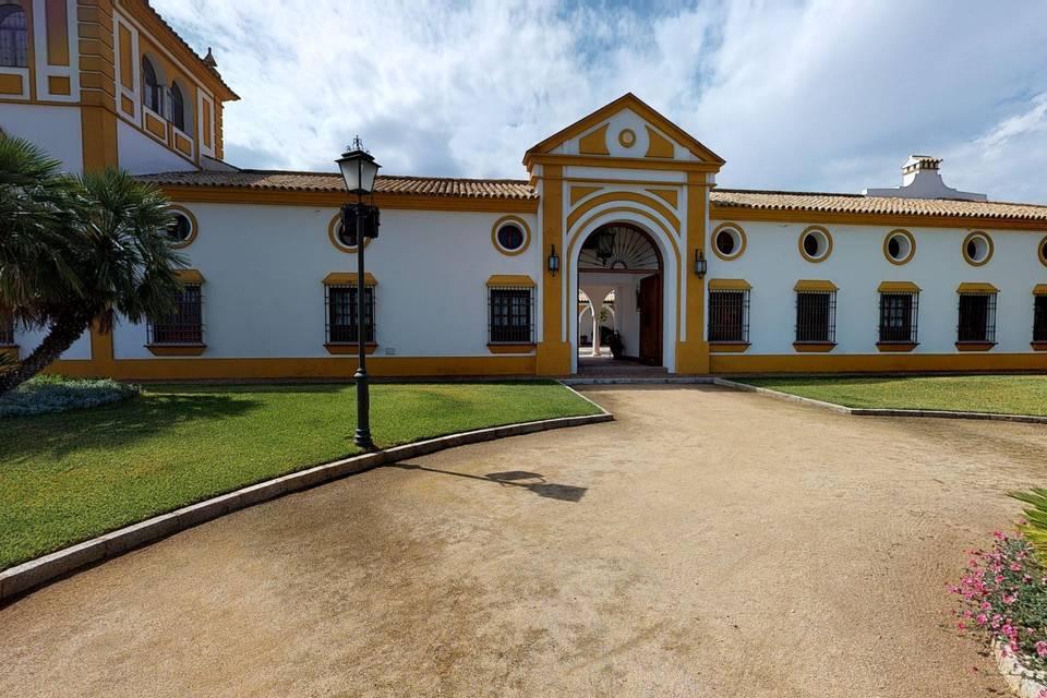 Hacienda de la Albaida 3d tour