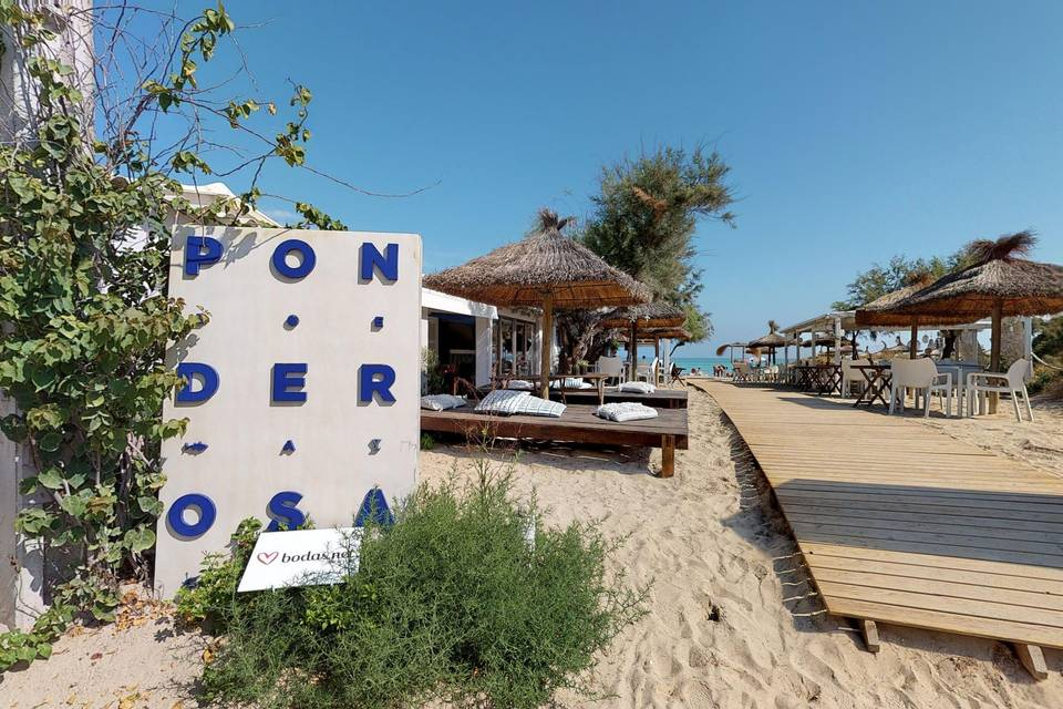 Ponderosa Beach 3d tour