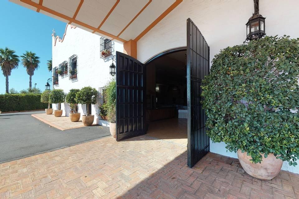 Hacienda Valdeflores 3d tour