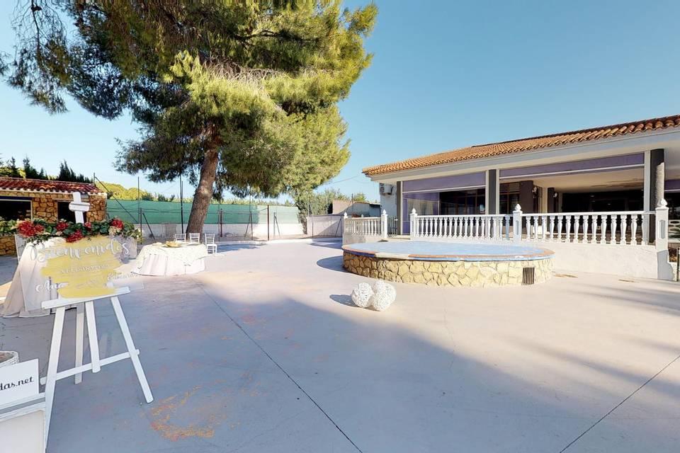 Restaurante Club de Tenis 3d tour