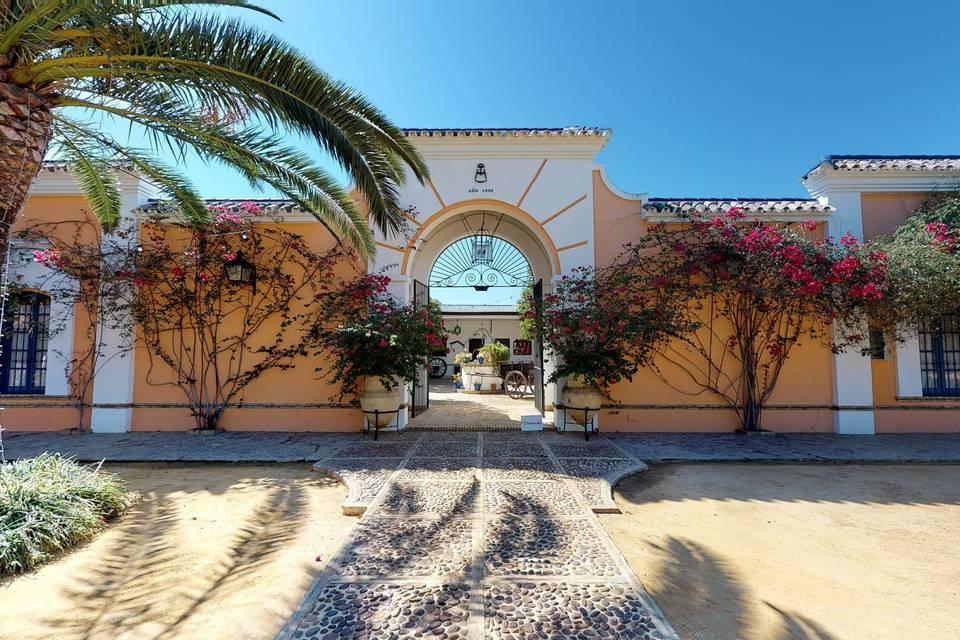 Hacienda Las Yeguas 3d tour