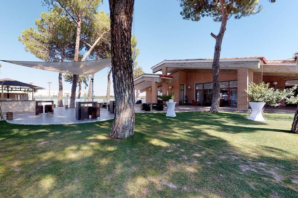Hotel Resort El Montico 3d tour