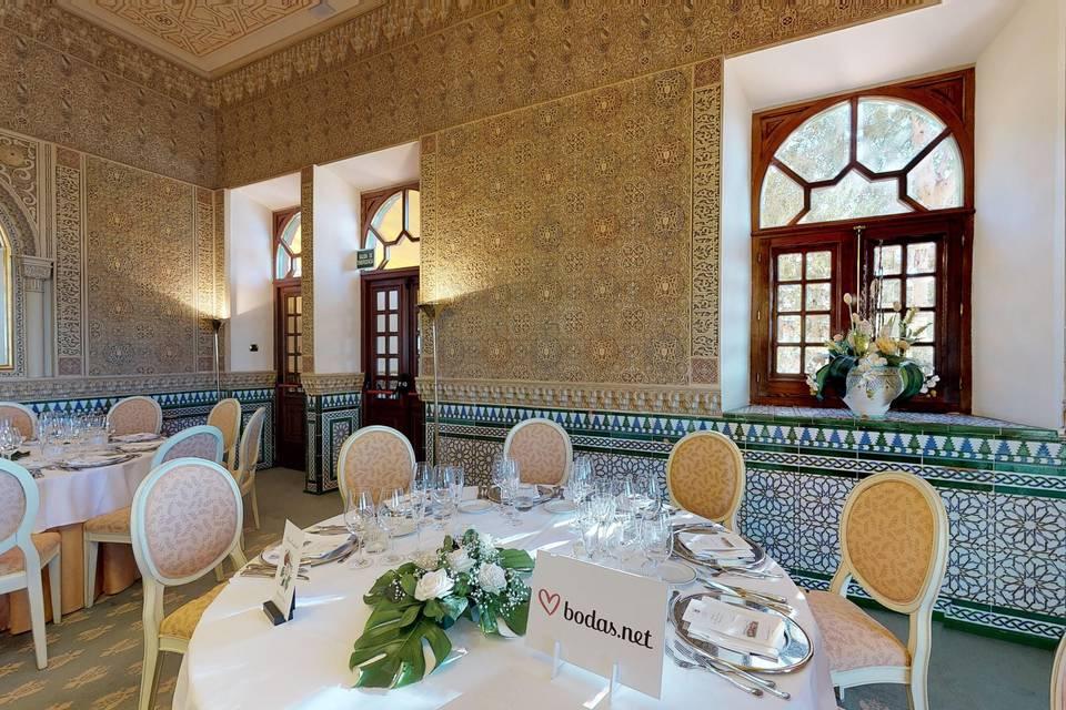Hotel Alhambra Palace 3d tour