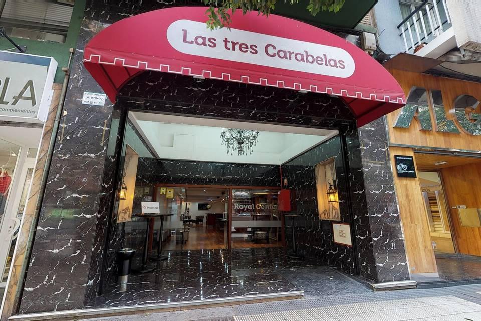 Las Tres Carabelas 3d tour