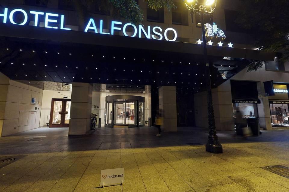 Hotel Alfonso 3d tour