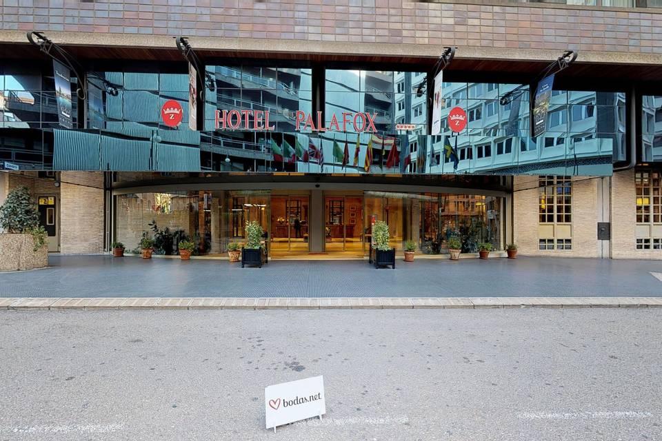 Hotel Palafox 3d tour