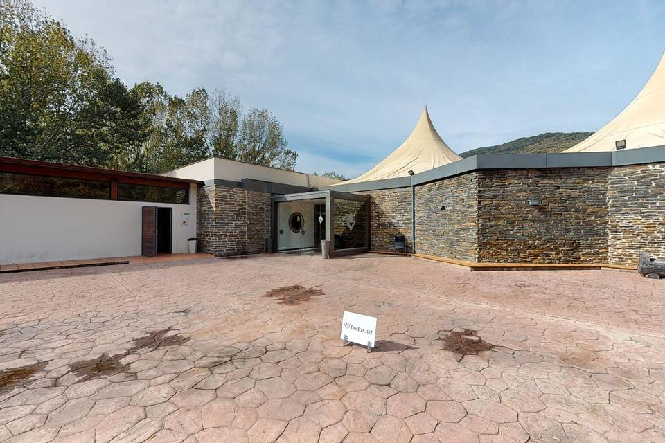 Hotel Balneario Valle del Jerte 3d tour