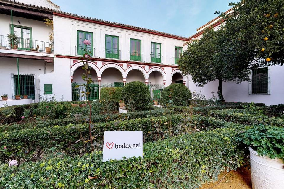 Palacio Bucarelli 3d tour