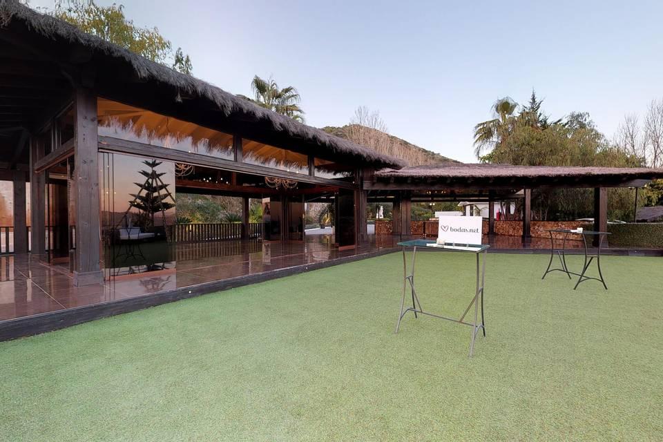 Finca Villa Palma - Alabardero Catering 3d tour