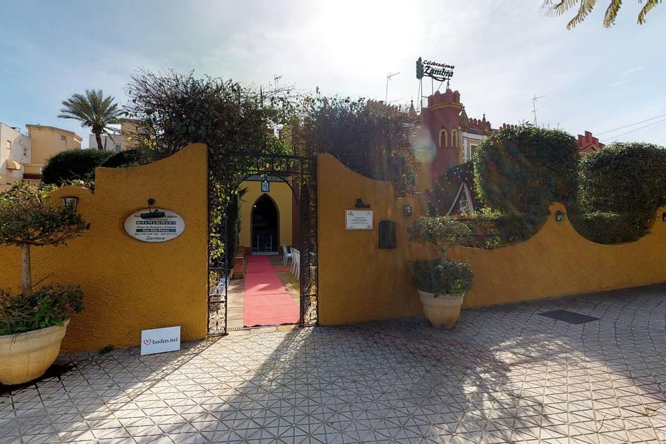 Casa Palacio Zambra 3d tour