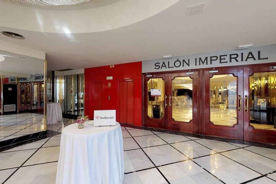 Expo Hotel Valencia 3d tour
