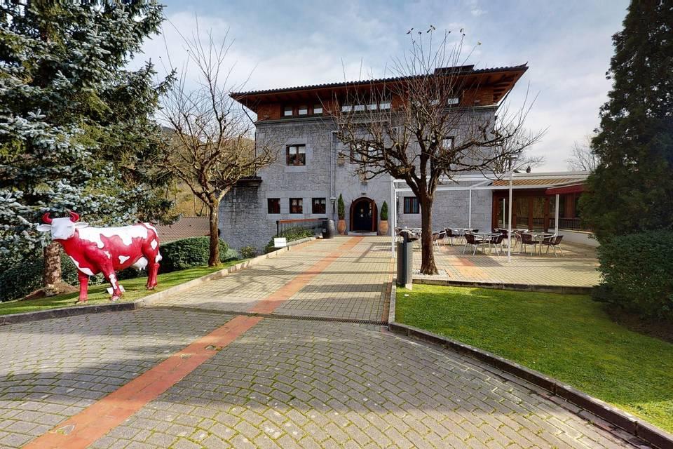 Restaurante Palacio de Anuncibai 3d tour