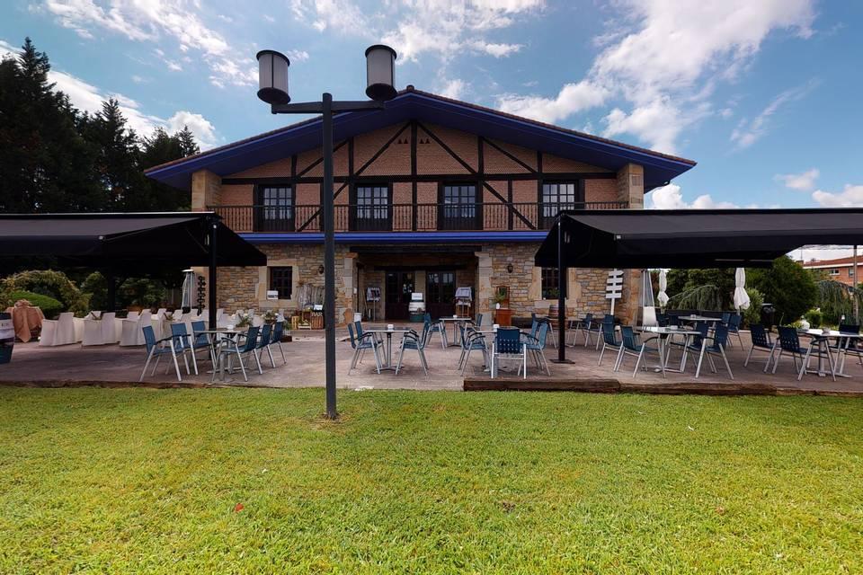 Restaurante Ezkertza Berria 3d tour