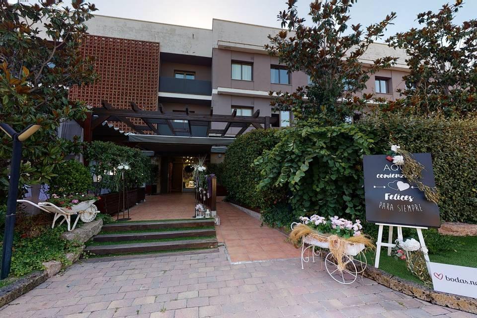 Hotel Bruc - Montbruc 3d tour